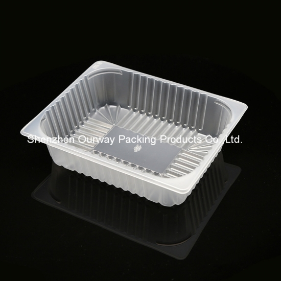 Biodegradable Packaging Tray for Udon Noodles