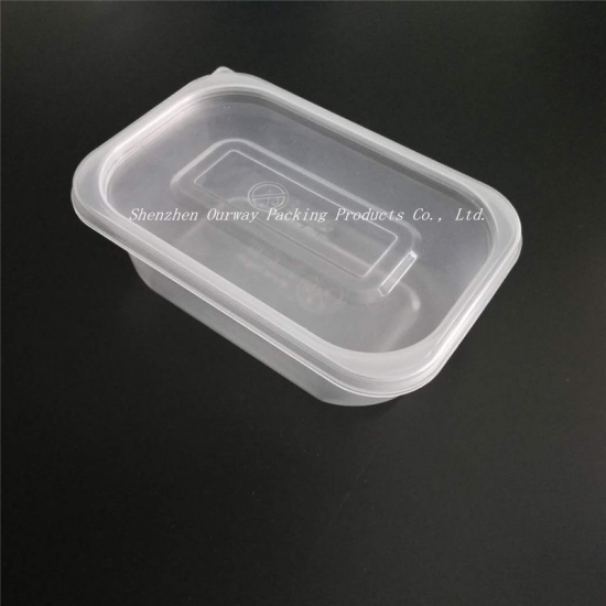 Recycled PP Food Container
